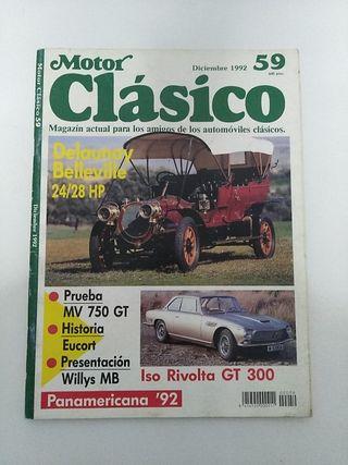 revistas motor clásico
