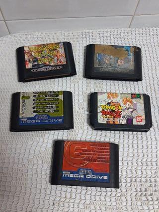 Juegos Sega Megadrive