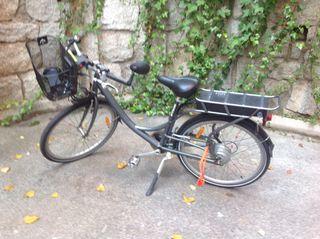 Bicicleta eléctrica b'ebike 5