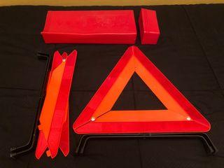 Triángulos homologados nuevos