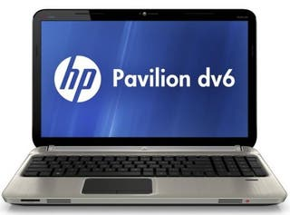 portatil HP i7