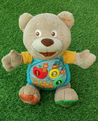 Osito musical Teddy - Chicco