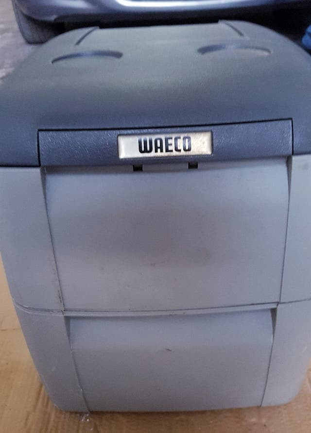 nevera waeco coche/camion 12 y 24 w