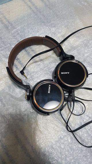 Auriculares Sony XB600