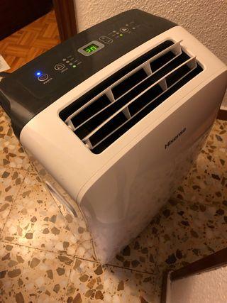 Aire Acondicionado y Calefactor portátil