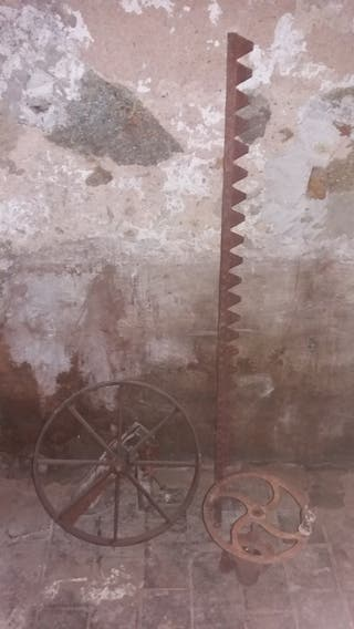 Antigüedades agrícolas