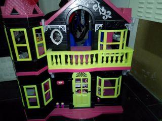 Casa muñecas para muñecas