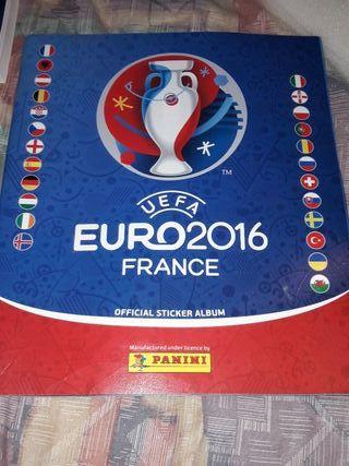 Album UEFA EURO 2016 Francia