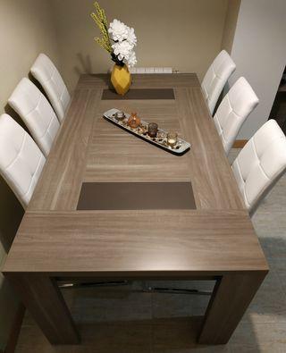 mesa conforama