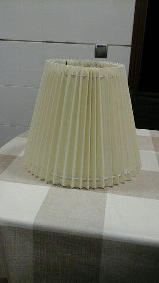 Pantalla de lámpara