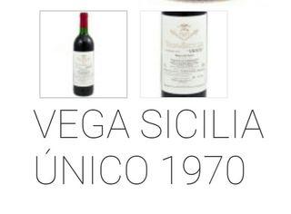 vino Vega Sicilia 1970