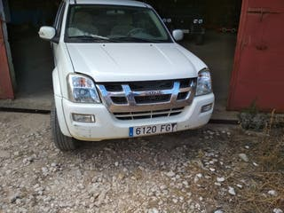 isuzu pick up de segunda mano en coches wallapop