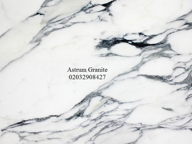 Arabescato Corchia Marble Kitchen Worktop in UK
