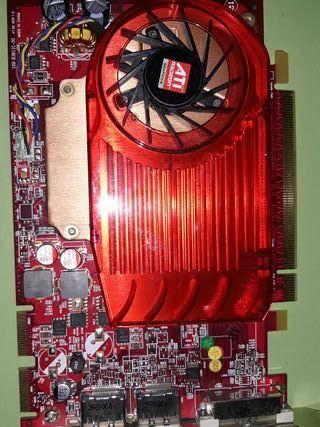 Tarjeta grafica Radeon