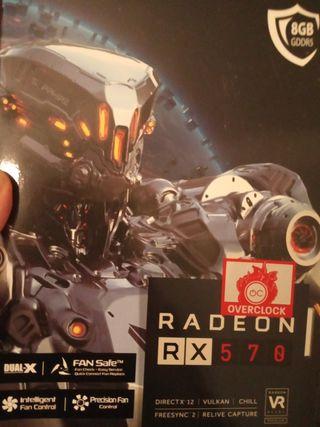 Radeon RX 570 8gb Sapphire
