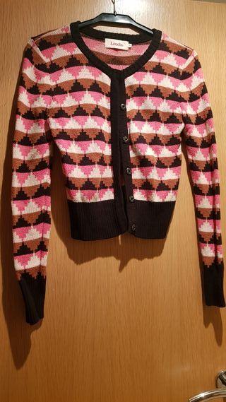 100% cotton cardigan