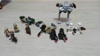 muñecos lego star wars