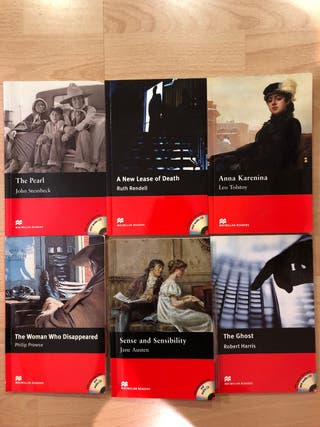 Libros varios ingles english macmillian