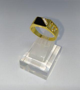 anillo para hombre