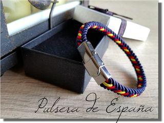 Nuevas pulsera de España !!