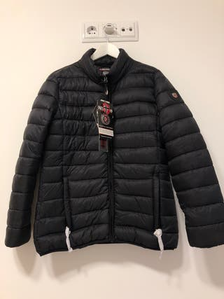 Chaqueta invierno. Geographical Norway