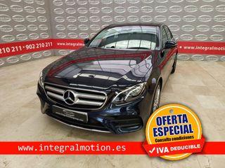 Mercedes-Benz Clase E 220 D