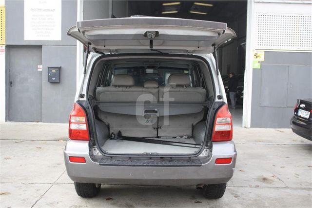 Hyundai Terracan 2.9 CRDi Full Automatico