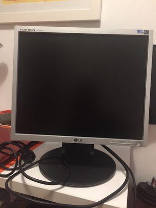 Pantalla ordenador LG