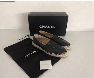 Alpargatas Chanel 37