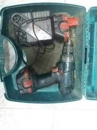 Taladro de bateria