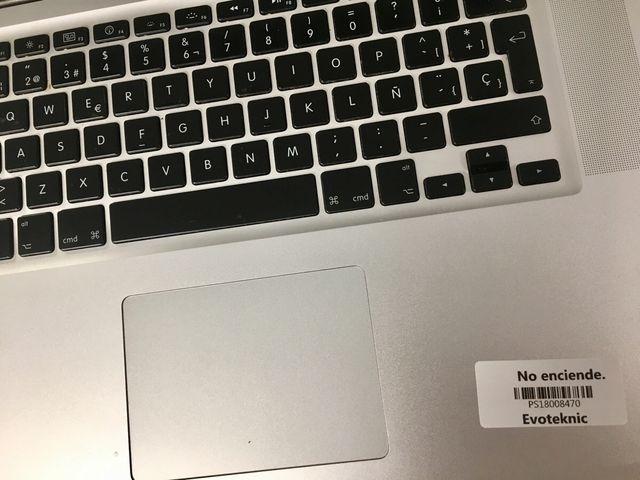 "APPEL MacBook Pro 15"" Late 2008"
