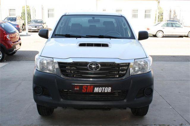 Toyota Hilux 2.5 D4D Doble Cabina GX 4x4