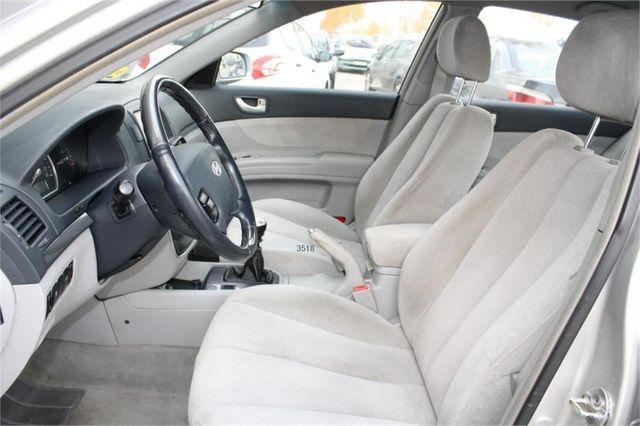 Hyundai Sonata 2.0 CRDi VGT Style