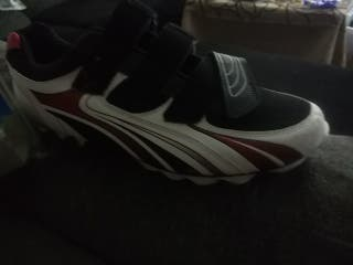 zapatos bici+pedales shimanoPD-M520