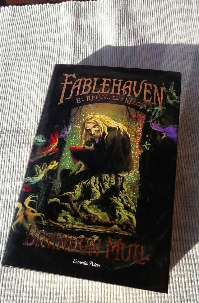 Libro Fablehaven El Refugi De La Mgia De Segunda Mano Por 3 En