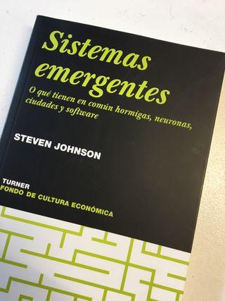 Sistemas emergentes de Steven Johnson
