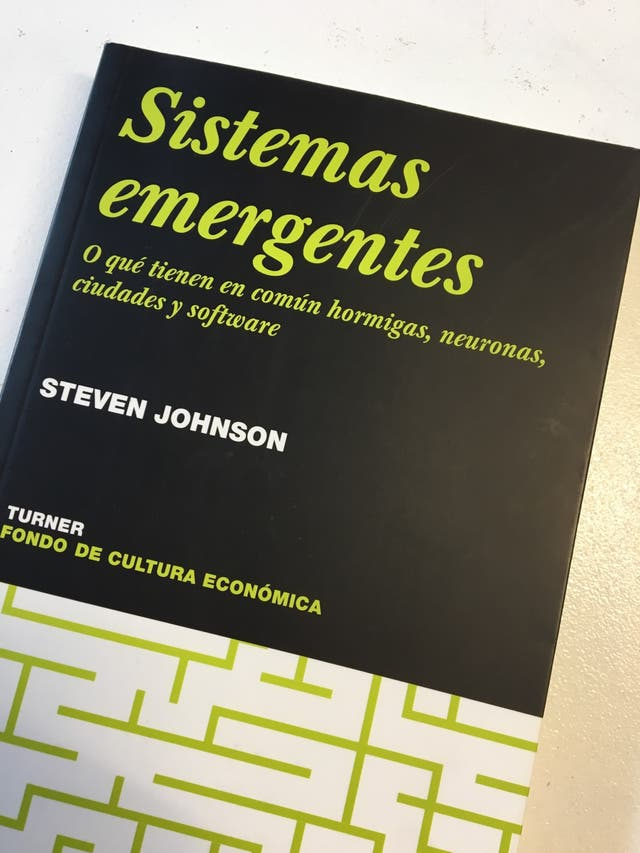 Sistemas emergentes de Steven Johnson