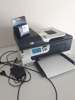 Impresora multifunción HP OFFICEJET J4680 ALL-IN-O