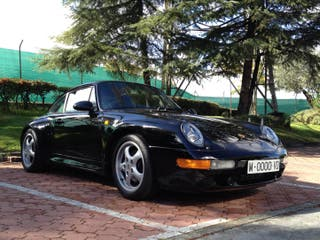 Porsche 911 Carrera S2 1997