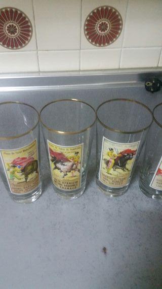 vasos de colección