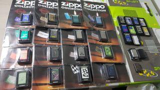 colección zippos