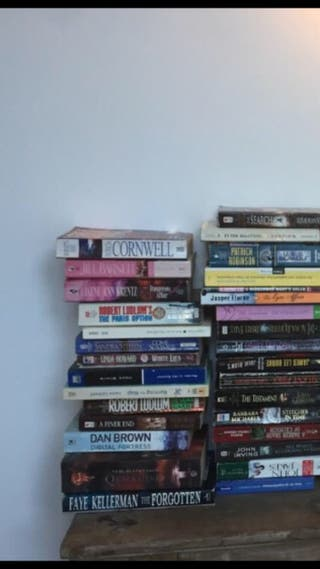 Lote libros Novelas en inglés