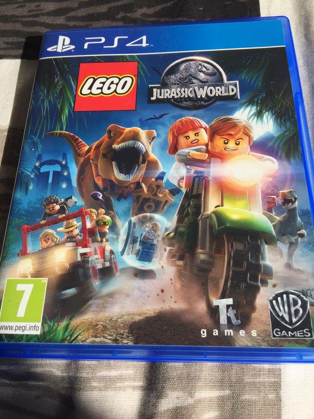 Juego Ps4 Lego Jurassic World De Segunda Mano Por 20 En Sevilla En