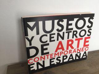 Libro Museos y centros de arte Contemporáneo