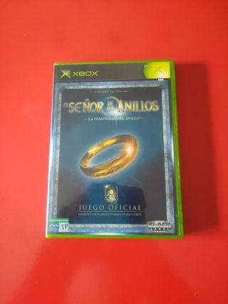 el señor de los anillos xbox