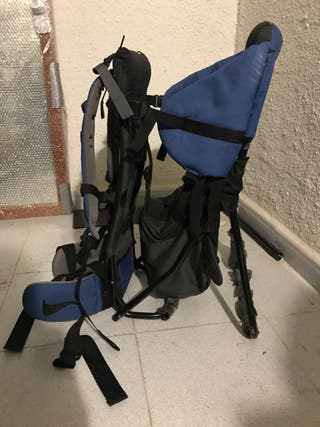 Mochila trekking bebés Deuter