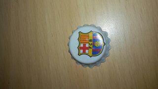 CHAPAS DE GREFUSA DAVID VILLA FC BARCELONA