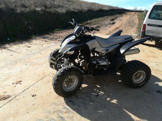 quad goes 300s