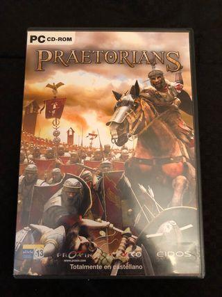 Juego Praetorians para PC