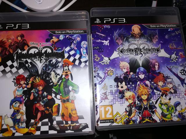 Juegos Kingdom Hearts De Segunda Mano Por 30 En Vera En Wallapop